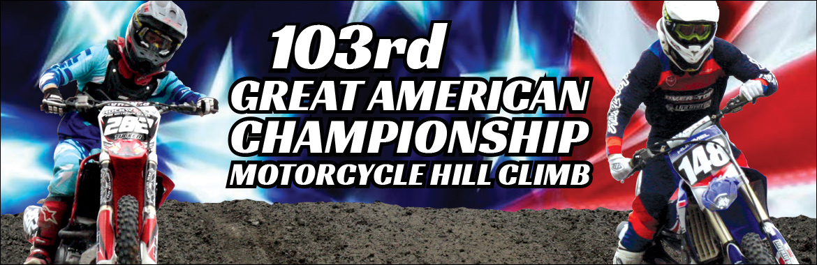 103rd Great American Pro Championship Motorcycle Hill Climb @ BMC Grounds | Billings | Montana | United States