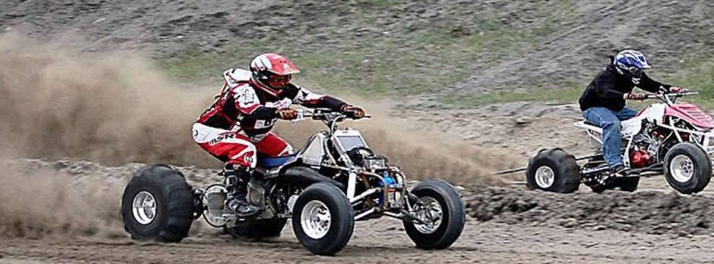 ATV Sand Drags During The Daytime @ BMC Grounds | Billings | Montana | United States