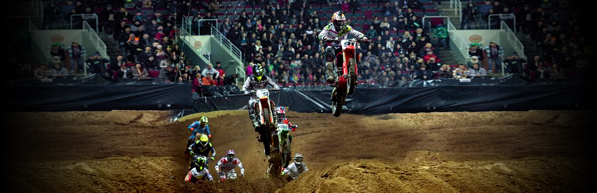 Arenacross During Montana Fair @ Outdoor Grand Stands | Billings | Montana | United States