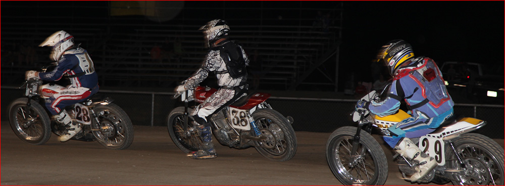 Flat Track Under the Lights #5 @ BMC Grounds | Billings | Montana | United States