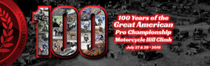 100th Annual Great American Pro Championship Motorcycle Hill Climb @ BMC Grounds | Billings | Montana | United States